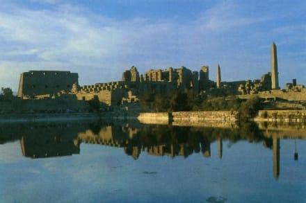 Am Heiligen See - Amonstempel Karnak