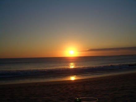 Auch das ist Urlaub - Jimbaran Beach