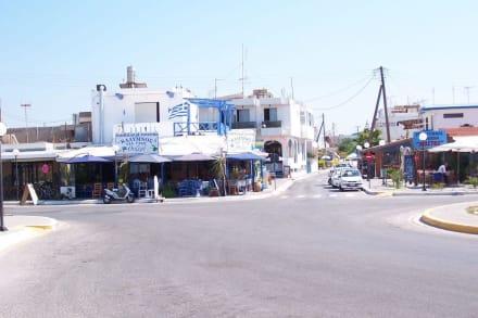 Tavernen - Fischrestaurant Taverna Kalymnos (Brasosca)