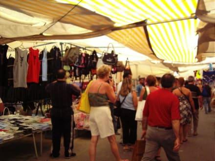 Markt in Manavgat - Markt