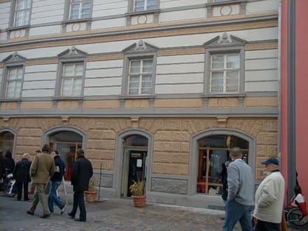Das Wessenberg-Haus - Altstadt Konstanz