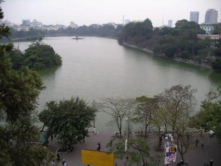 Hoan Kiem See, Hanoi - Hoan Kiem See