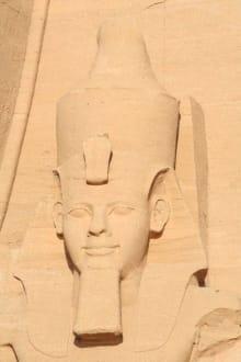 Abu Simbel, großer Tempel von Abu Simbel - Tempel von Abu Simbel