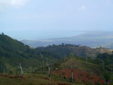 Blick zur Playa Esmeralda. - Playa Esmeralda - Punta del Rey