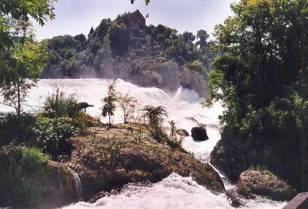 Rheinfall - Rheinfall von Schaffhausen