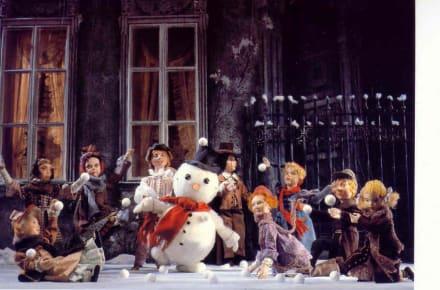 Der Nussknacker - Marionettentheater