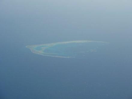 Die blaue Lagune, mal aus anderer Perspektive - Ausflug mit Mohamed