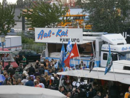 Fischmarkt 3 - Hamburger Fischmarkt