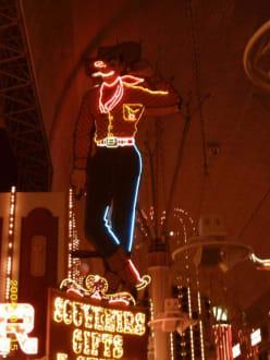 Vegas Vic - Fremont Street Experience