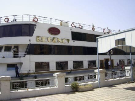 Die Regency - Schifffahrt