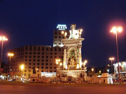 Placa d' Espanya - Placa d' Espanya