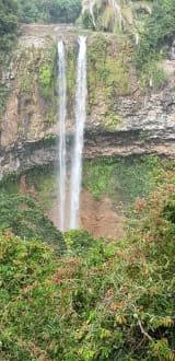 Chamarel-Wasserfall - Chamarel-Wasserfall