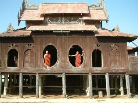 Shwe-yan-byei-Kloster - Inle See