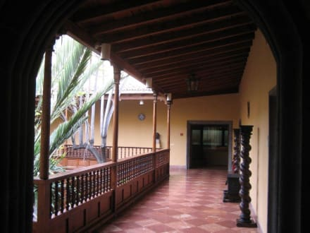 Innenhof, obere Etage - Casa de Colón