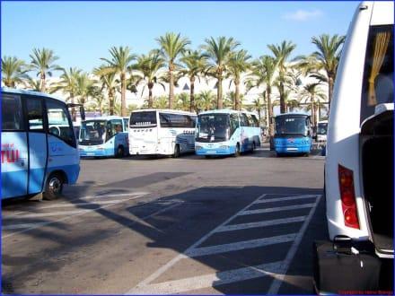 Aeroport de Son Sant Juan Palma - Flughafen Palma de Mallorca/Son Sant Joan (PMI)