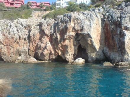 Bootstour nach Alanya - Bootstour Karaburun