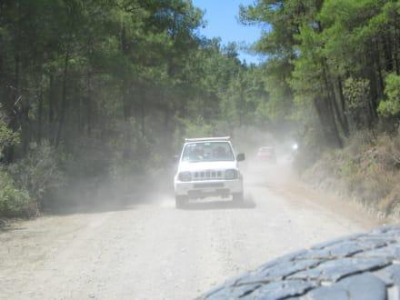 Jeep Safari - Jeep Safari Faliraki