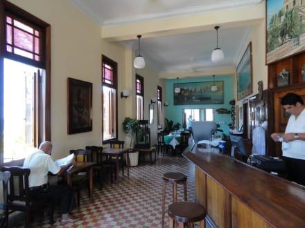 Eingangsbereich - La Terraza