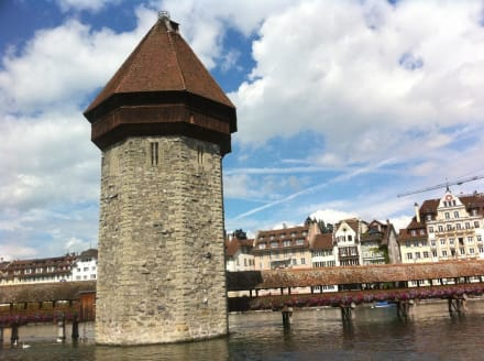 Sights (other) - Chapelbridge Luzern