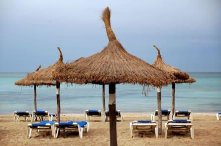Der Strand - Strand Can Picafort