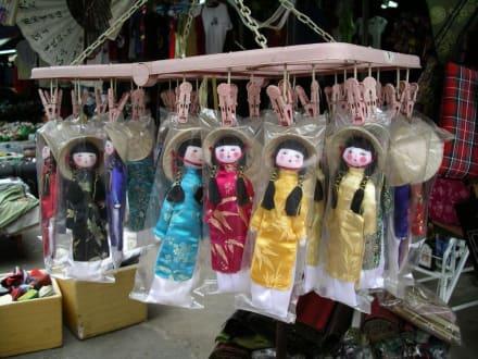 Vietnamesische Püppchen - Markt