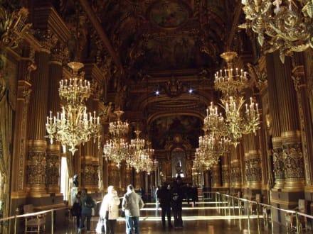 Foyer oder Ballsaal? - Oper Garnier