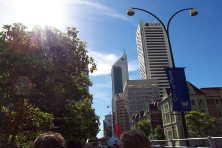 Perth CBD - Stadtrundfahrt Perth