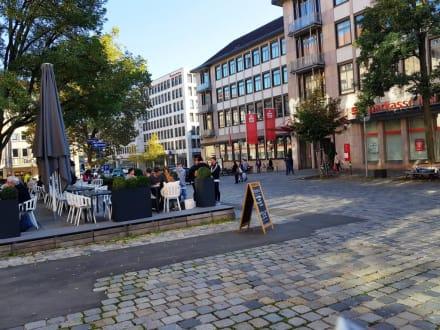 Nürnberg Fußgängerzone