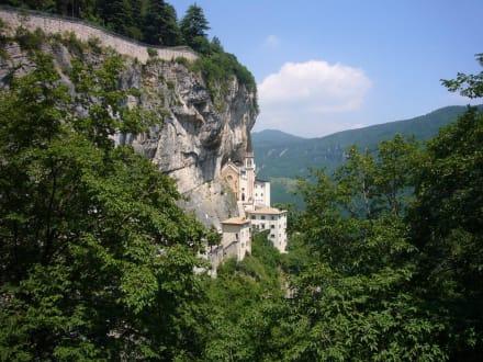 Religious sites (churches, temples, etc.) - Santuario Madonna della Corona