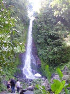 Gitgit Wasserfall - Git Git Wasserfall