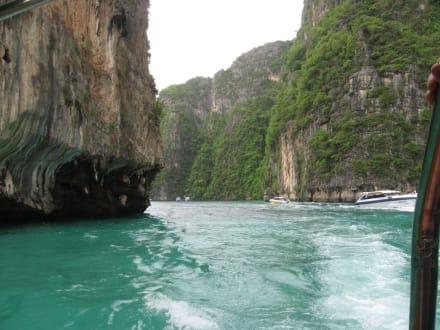 Pileh Bay - Phi Phi Inseln
