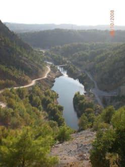 Green Canyon - Oymapinar Baraji/ Stausee Green Lake & Green Canyon