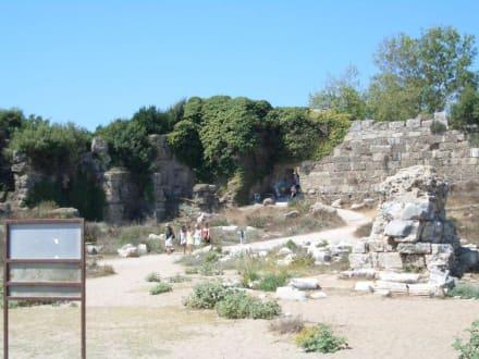 Side Zentral - Ruinen Side