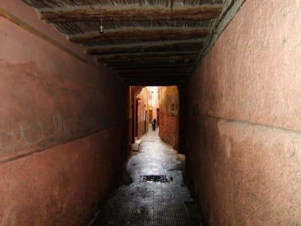 Altstadt von Marrakesch - Altstadt Marrakesch