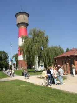Wasserturm - Stadtführung Ladenburg