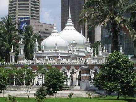 Moschee in Kuala Lumpur - Masjid Jamek Moschee