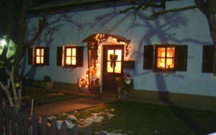 Niedliche Häuser im Dorf - Rothenbügl