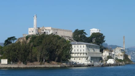 Historic sites (castle, palace, ruins, etc.) - Alcatraz Island