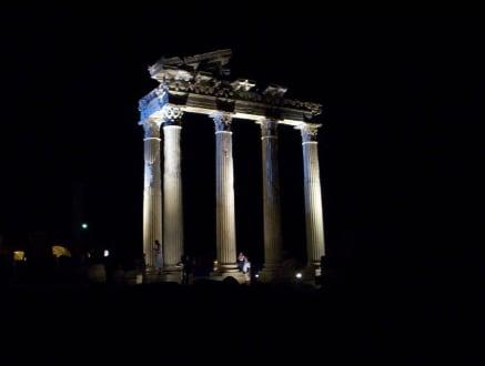 Apollo - Apollon Tempel