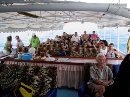 Ausflug mit der Thaifun - Bootstour Thaifun Koh Chang