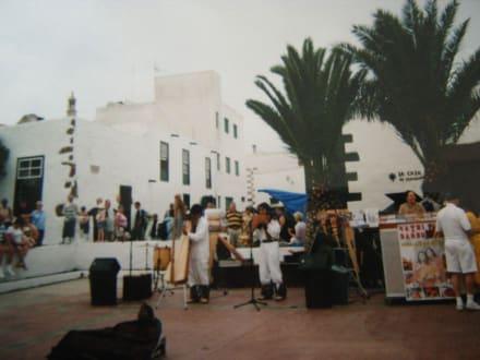 Wochenmarkt in Teguise - Markt in Teguise