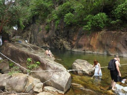 Wasserfall - Klong Plu Wasserfall