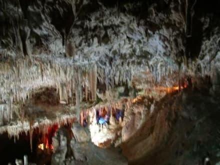Höhle von Hams - Coves dels Hams / Hams Höhlen