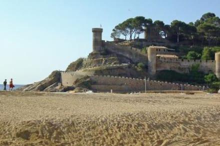 Vila Vella - Burg Tossa de Mar
