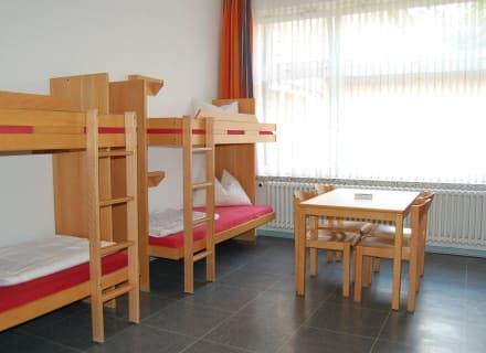 zimmer der jugendherberge heide bild jugendherberge heide in heide schleswig holstein. Black Bedroom Furniture Sets. Home Design Ideas