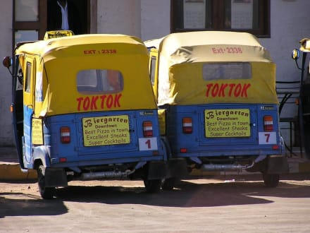 Tok Tok - Transport