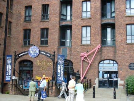 Eingang - Beatles Story