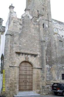 Vejer de la Frontera, Kirche - Altstadt Vejer de la Frontera