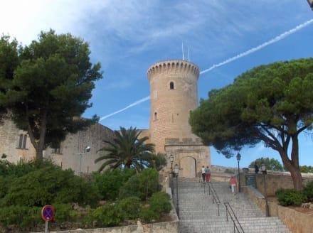 Burg Castell de Bellver - Schloss Bellver