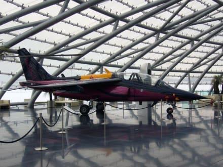 Düsenjet - Hangar-7